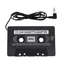 Audio Del Coche Cinta Cassette Adaptador iPhone iPod MP3 Radio CD Nano 3.5mm