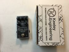 Keeley Electronics ME-8 Multi Echo ADT/Echo/Reverb Guitar Effect Pedal With Box