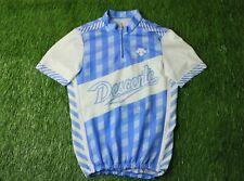 Vintage Cycling Shirt Jersey Maglia Camiseta Trikot Descente Size M