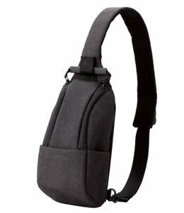Elecom Camera bag offtoco Shoulder Bag Black DGB-S040BK New With Tracking