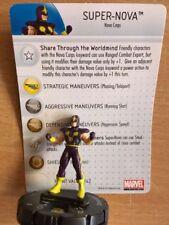 Heroclix Galactic Guardians #100 Super-Nova (Marquee)