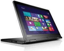 Lenovo Yoga S1 Intel i5-4300u 8G 180GB SSD 12.5″ Touchscreen Webcam Win 10 Pro B