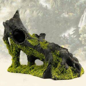 Free shipping Moss root aquarium artificial driftwood aquascape decoration resin