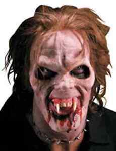 Vampire Set Lost Boys Scary Dress Up Halloween Costume Makeup Latex Prosthetic