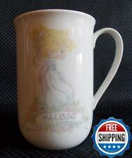 "Precious Moments ""Melissa"" Coffee Mug Cup - Free Shipping!"