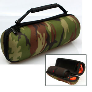 Army EVA Carrying Cover Storage Bag For JBL Charge 3 Wireless Bluetooth Speaker