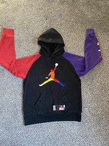 Jordan Boys Long Sleeved Hoodie Jumper - 11-12 Years