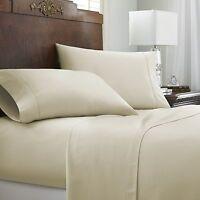 Hotel Quality Premium Chevron Design Bed Sheet Set  by Soft Essentials