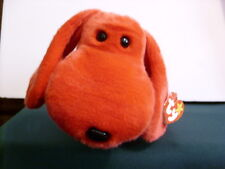 Ty Beanie Buddy Rover The Red Dog 1998
