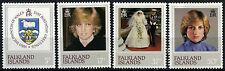 Falkland Islands 1982 SG#426-9 Prince Of Wales 21st Birthday MNH Set #D36841