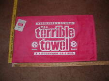 MYRON COPES OFFICIAL THE TERRIBLE TOWEL PINK TERRIBLE TOWEL EDITION NWT