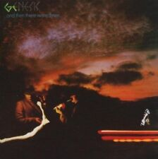 Genesis - And Then There Were Three Nuevo CD