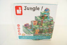 Janod Jungle! Game of Skill (Ages 5-10) J02741Juratoys 2017 France: Sealed New