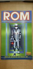 Rom #1  Painted Visions variant  NM