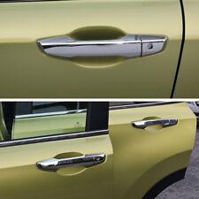 Door Handle Cover Chrome Styling For Honda CRV CR-V 2017 2018 Smart Hole