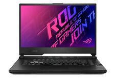 "ASUS ROG Strix G15 G512LI 15.6"" (512GB SSD, Intel Core i7 10th Gen., 5.00GHz, 16GB) Gaming Laptop - Original Black - 90NR0381-M00310"