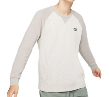 Nike Sweatshirt Mens Small or XL Beige New Sportswear Optic Crew Neck Pullover
