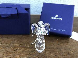 Swarovski Crystal  Annual Edition Christmas Angel Ornament 2019 # 5457071