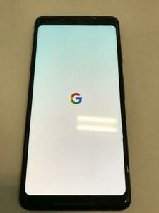 Google Pixel 2 XL G011C 64GB Unlocked Smartphone - Black - READ DESCRIPTION (...