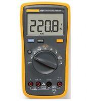 NEW FLUKE 15B+ F15B+ Auto Range Digital Multimeter Meter Cat III, AC DC Current
