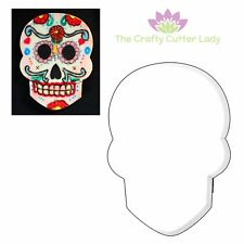 Skull Cutter Sugar Skull Large for Cookies Halloween Crafts and Cake Decoration