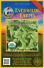 1000 Organic Italian Large Leaf Basil Organic Herb Seeds - Everwilde Farms Mylar