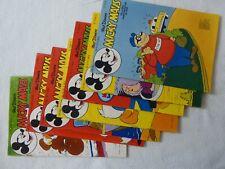 Micky Maus 1975 Jahrgang 7 Hefte