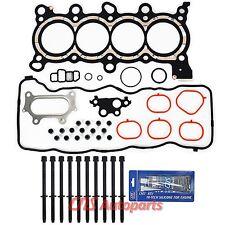 Fits 06-10 1.8L HONDA CIVIC V-TEC SOHC HEAD GASKET SET W/ HEAD BOLTS R18A1