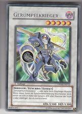 YU-GI-OH Gerümpelkrieger Rare DP08-DE012