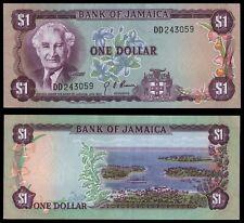 XM.110} JAMAICA 1 dollar ND XF