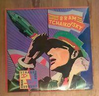 Bram Tchaikovsky – Strange Man, Changed Man Vinyl LP Album 33rpm 1979 RAD 17