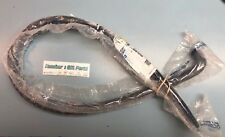 """GENUINE GM CRANK CASE VENT HOSE 3/8 X 36"""" WITH 90 ON ONE END GM# 3981058"""