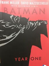 Batman Year One Trade Paperback Frank Miller DC Comics