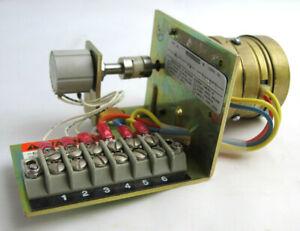 Woodward Controlling Device P/N SR3271-924 Synchron 610 - NOS