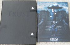 TRUST THE GETTY FAMILY SAGA FX 2018 PROMO PRINT PRESS KIT BOOK DONALD SUTHERLAND