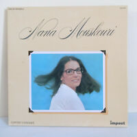 "3 x 33T Coffret Nana MOUSKOURI Vinyles LP 12"" VOLE FARANDOLE -IMPACT 6993 004 NM"