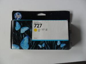 HP 727 Farbe Gelb 130ml (1P) 83P21A Designjet T920 T1500 T2500
