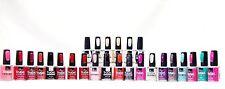 EzFlow Nail Soak Off Gel Polish LED/UV TruGel 6 Colors your choice .5oz/15ml