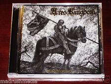 Ares Kingdom: Veneration CD 2013 Nuclear War Now NWN ANTI-GOTH 211 NEW