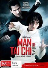 Man of Tai Chi : NEW DVD
