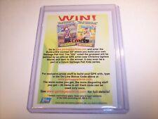 Garbage Pail Kids Error ANS3 All New Series 3 Foil Gooey STUEY 11b GPK 2004