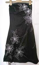 Jane Norman strapless dress 8 wedding formal occasion