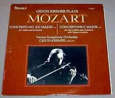 GIDON KREMER VIENNA S.O. LP Mozart Concerto 3