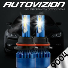 Autovizion Led Hid Headlight Conversion 9004 Hb1 6000K 1985-1999 Volkswagen Golf (Fits: Firefly)