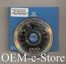 2003 2004 2005 Honda Pilot EXL EX Satellite Navigation DVD Map 2011 Update v2.80