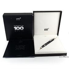Montblanc Starwalker Pen Resin Line Id-No. 08486 Ballpoint Brand NEW + In BOX