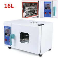 16l Lab Drying Oven Constant Temp Incubator Laboratory Industrial Equipment 300w
