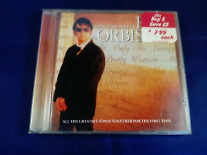 Roy Orbison - The Very best of (CD 1996 RM,comp)