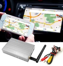 Car HDMI AV WiFi Screen Mirroring Adapter For iPhone & Android Phones Navigation