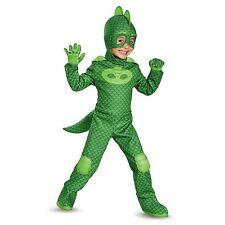 17166M Disguise Gekko Deluxe Toddler PJ Masks Costume Medium/3t-4t